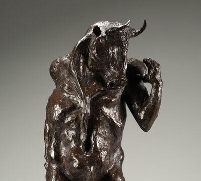 Michael Ayrton, 'Minotaur Erect', Conceived in 1975