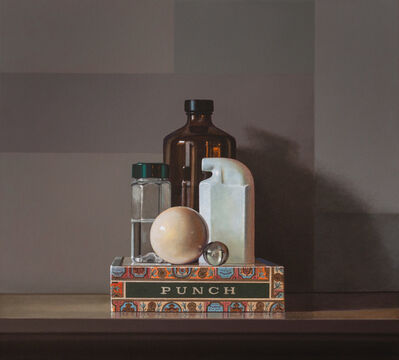 Guy Diehl, 'Still Life with Cigar Box (PUNCH)', 2018