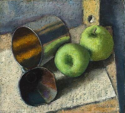 Armando Morales, 'Bodegon con Manzanas (Still-life with Apples)', 1980