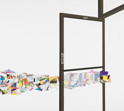 Frances Stark, 'Push', 2006