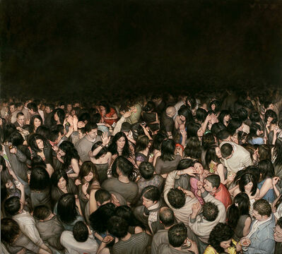 Dan Witz, 'Lotus Lounge', 2010