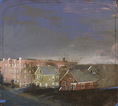 Andrew Haines, 'South Street Looking North East', 2019