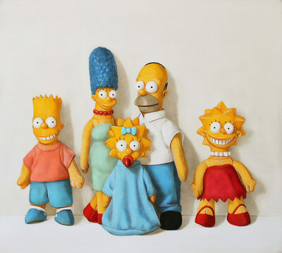 Holly Farrell, 'The Simpsons', 2018