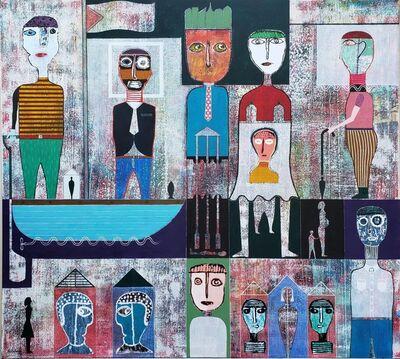 Hector Frank, 'Cuban History', 2019