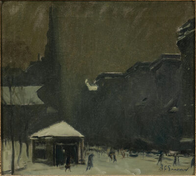 Arthur Clifton Goodwin, 'Park Street Church'