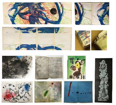 "Joan Miró, '""Joan Miro 1959-1960"", Folio of Lithographs Pochoir, Pierre Matisse Gallery, ', 1961"