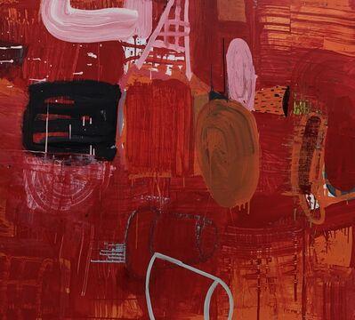 Gary Komarin, 'Rue madame in red ', 2013