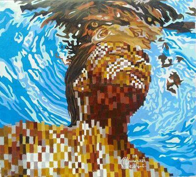 Mumpasi Meso, 'La nageuse I', 2019