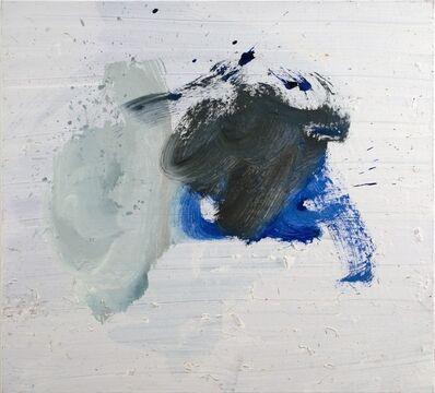 Simone Strasser, 'weisse Sonne', 2018