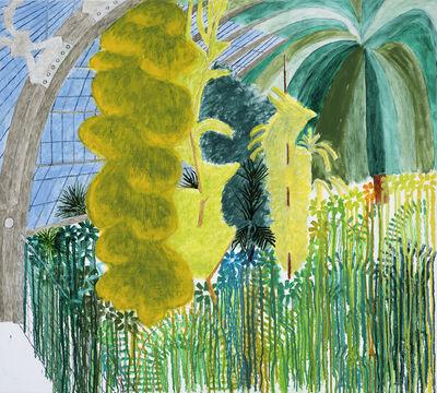 Adrian Berg, 'Temperate House, Kew, 30th January', 2008