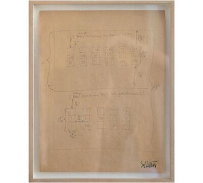 Sol LeWitt, 'Numbers Drawing', 1967