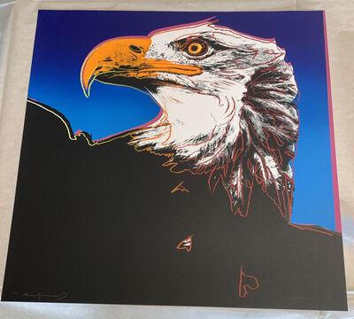 Andy Warhol, 'Bald Eagle', 1983