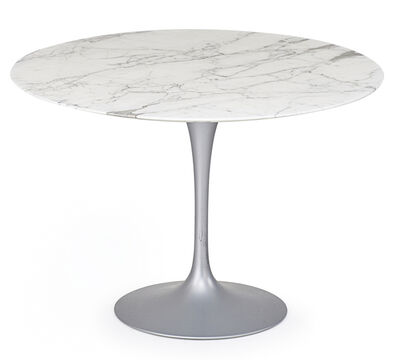 Eero Saarinen, 'Anniversary edition tulip dining table, Italy/USA', 2000s