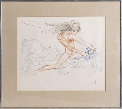 Salvador Dalí, 'Samson and Delilah', 1972