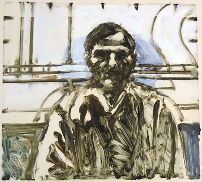 Sidney Goodman, 'Self-Portrait', ca. 1972