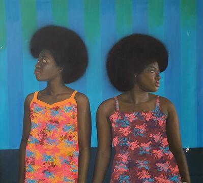oluwole omofemi, 'Two Sisters', 2018