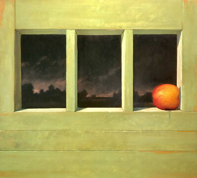 Eric Forstmann, 'The Overripe Peach Looked Wistfully Toward the City and Beyond, Knowing its Best Days Had Passed', 2020