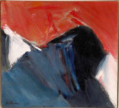 José Guerrero, 'Sin título', 1961