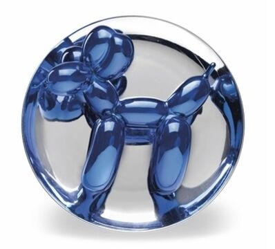 Jeff Koons, 'Balloon Dog (Blue)', 1995