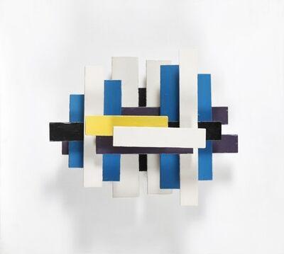 Joost Baljeu, 'Synthetische Konstruktie W8', 1959
