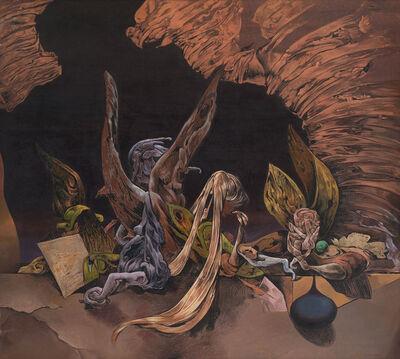 Kurt Seligmann, 'Fallen Angels II', 1955
