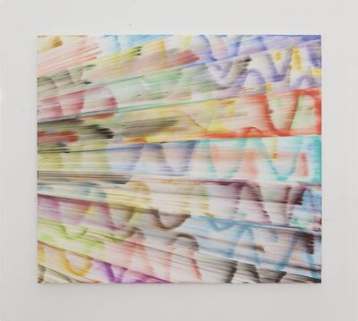 Bernard Frize, 'Era', 2013