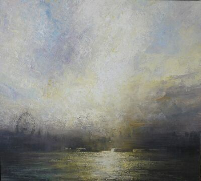 Benjamin Warner, 'The Thames', 2016