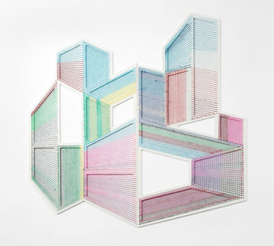 Adrian Esparza, 'Glass Structures 1', 2014