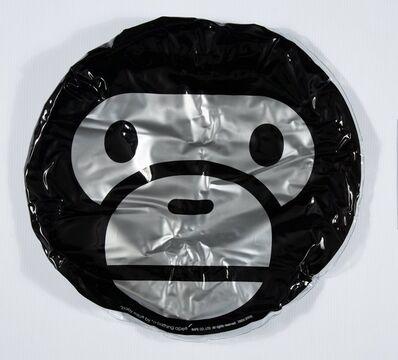 BAPE, 'Baby Milo Air Cushion (Black)', 2005