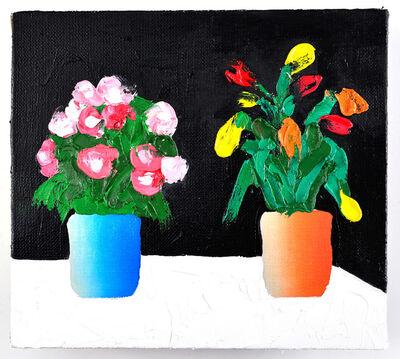 Przemek Matecki, 'Lee Ufan, from the Small Painting series (B022)', 2016-2018