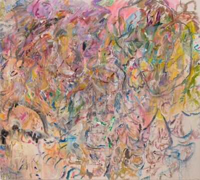 Larry Poons, 'Pimpo and Bimbo', 2016