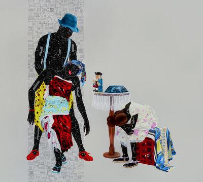 Eddy Kamuanga Ilunga, 'Fragile 3', 2018