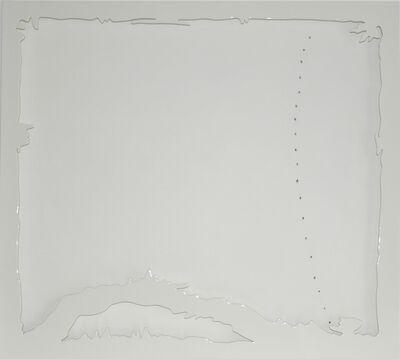 Lucio Fontana, 'Concetto spaziale, Teatrino', 1966