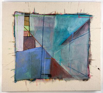 Elizabeth Weber, 'Front Hall 8', 2021