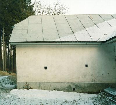 Bernhard Fuchs, 'Geräteschuppen, Neuschlag', 2009
