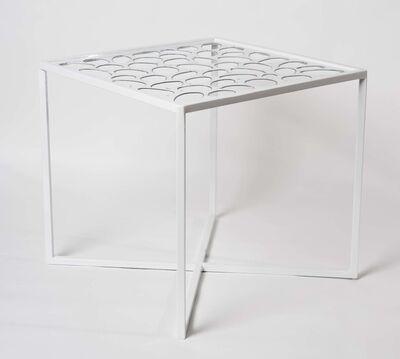 Carolina Sardi, 'White Nest Table', 2012