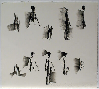Robert Graham, 'Untitled (Figures on White Ground, Small)', 1971