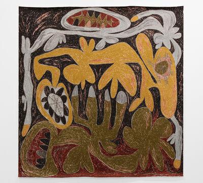 Nasim Hantehzadeh, 'In the garden, behind the bushes', 2018
