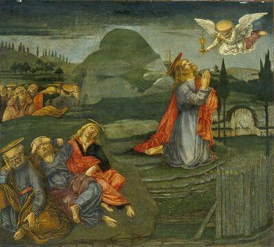 Benvenuto di Giovanni, 'The Agony in the Garden', probably 1491
