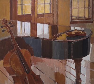 Kathryn Keller, 'Studio 4-13-19', 2019