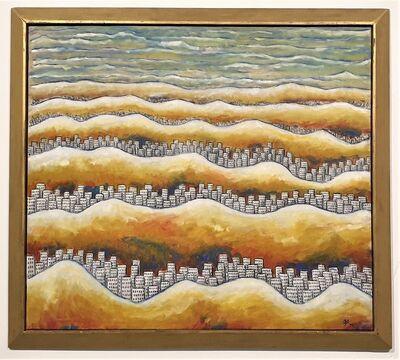 Jacques Tange, 'Progressive landscape', 1995