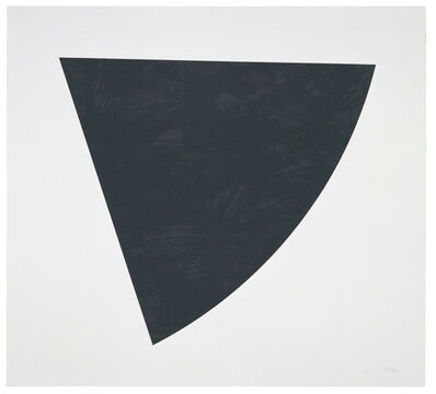 Ellsworth Kelly, 'Untitled (Gray State II)', 1988