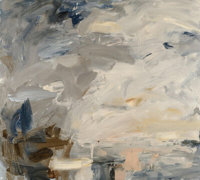 Louise Balaam, 'Sky gleam, Zennor ', 2018