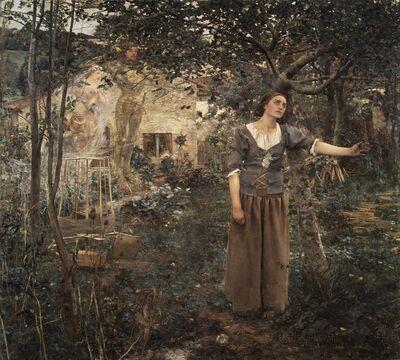 Jules Bastien-Lepage, 'Joan of Arc', 1879