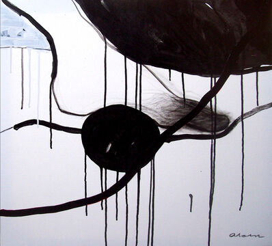 Alain Jiménez Santana, 'Black, Black, Black: No. 2.', 2019