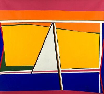 Larry Zox, 'Untitled', 1963