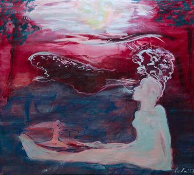 Lola Montes Schnabel, 'August Eclipse', 2017