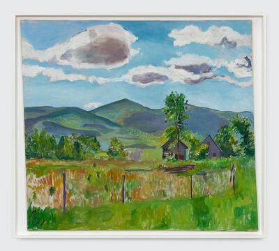 Alice Neel, 'Vermont', 1971