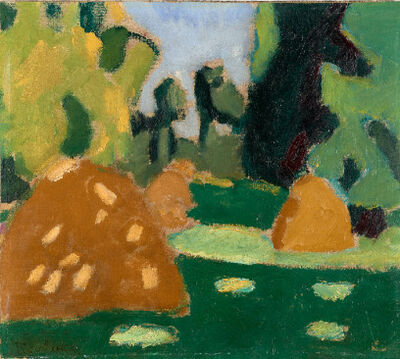 Francis Picabia, 'Les Meules', ca. 1911