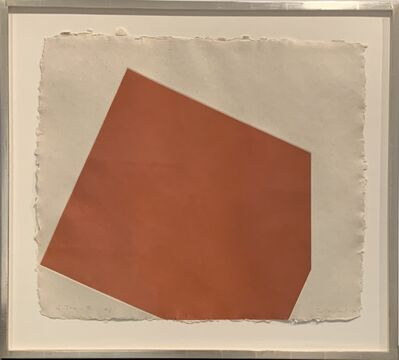 Gary Stephan, 'If Then F', 1974